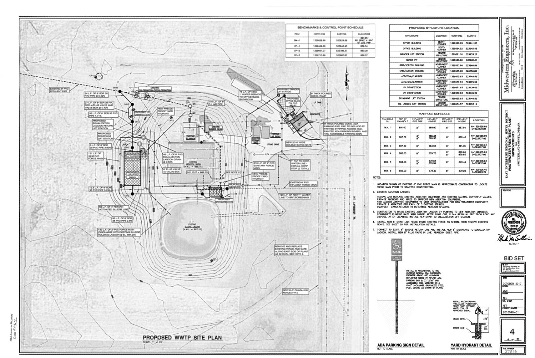 Midwestern Engineers, Inc. Plan Preview